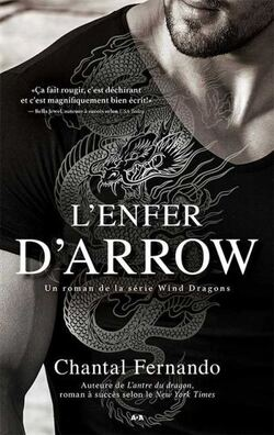 Couverture de Wind Dragons, Tome 2 : L'Enfer d'Arrow
