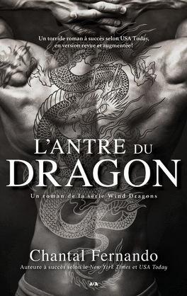 Couverture du livre : Wind Dragons, Tome 1 : L'Antre du dragon