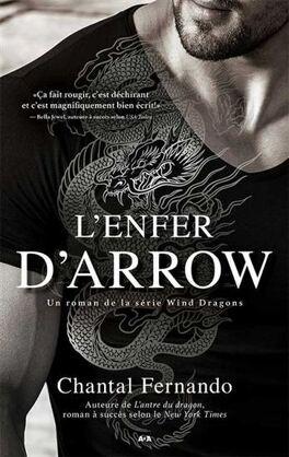 Couverture du livre : Wind Dragons, Tome 2 : L'Enfer d'Arrow