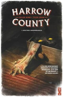 Couverture du livre : Harrow County, Tome 1 : Spectres innombrables