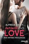 couverture Infinite ∞ Love, Tome 2 : Nos inifinies insolences