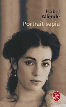 Couverture du livre : Portrait sépia