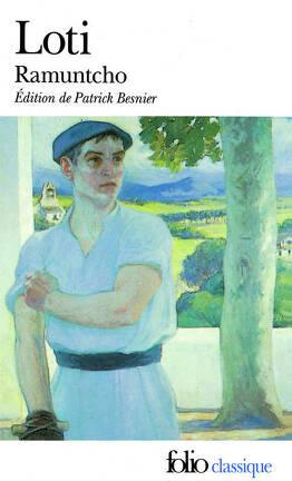 Couverture du livre : Ramuntcho