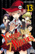 Yamada-kun & the 7 witches, Tome 13