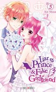Liar Prince & Fake Girlfriend, tome 5