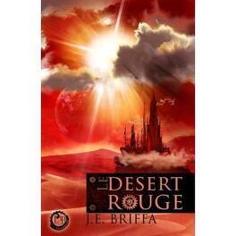 Couverture du livre : Désert rouge
