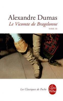 Couverture de Le Vicomte de Bragelonne
