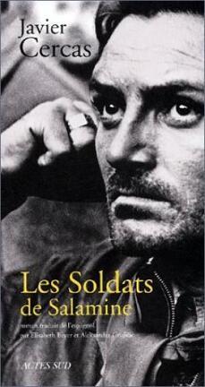 Couverture du livre : Les soldats de Salamine