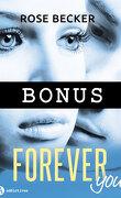 Forever you - Bonus - Ne pas déranger