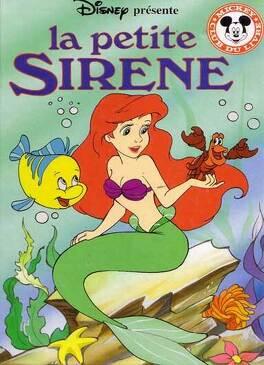 Couverture du livre : La Petite Sirène