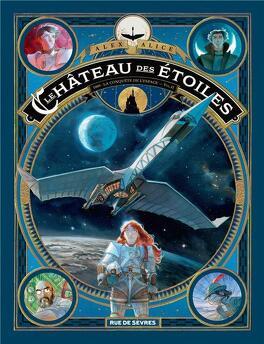 Couverture du livre : Le Château des étoiles, Tome 2 : 1869 : La Conquête de l'espace - Vol. II