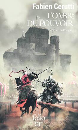 Couverture du livre : Le Bâtard de Kosigan, Tome 1 : L'Ombre du pouvoir