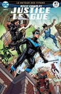 Récit complet Justice League, n°1 : Le réveil des Titans