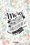 couverture Merci Mon Carnet Gratitude