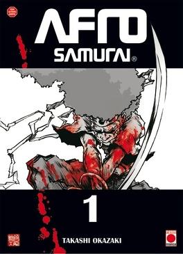 Couverture du livre : Afro Samurai, Tome 1