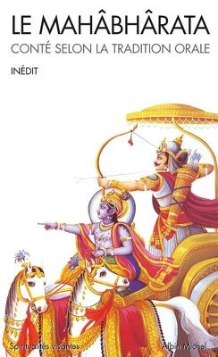 Couverture de Le Mahabharata