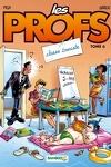 couverture Les Profs, tome 6 : Classe touriste