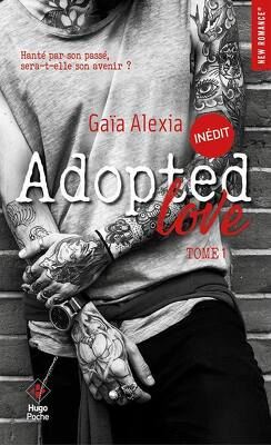 Couverture de Adopted Love, Tome 1