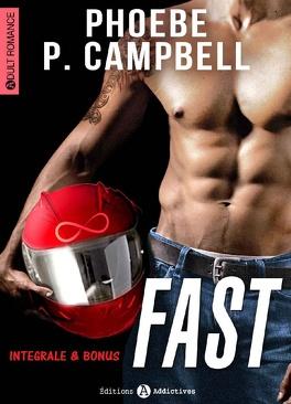 Couverture du livre : Fast - Intégrale & Bonus