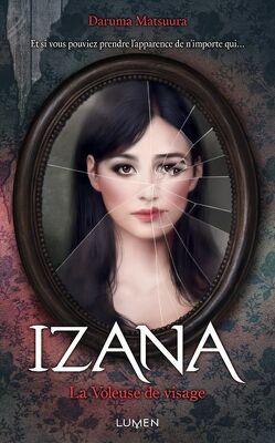 Couverture de Izana, La Voleuse de visage