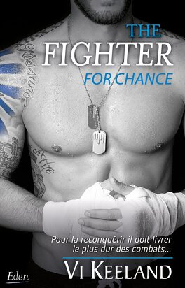 Couverture du livre : MMA Fighter, Tome 2 : The fighter for chance