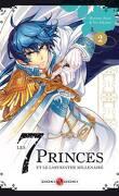 Les 7 princes et le labyrinthe millénaire, tome 2