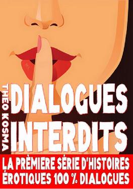 Couverture du livre : Dialogues interdits, saison 1