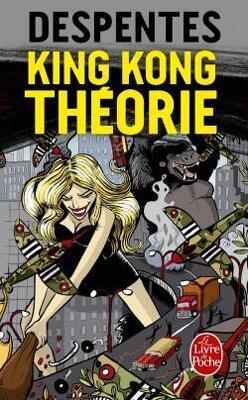 Couverture de King Kong théorie
