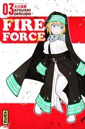 Fire Force, Tome 3