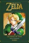 couverture Zelda - Ocarina of time - Intégrale