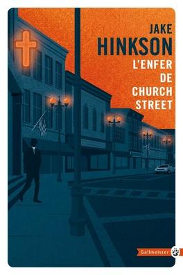 Couverture du livre : L'Enfer de Church Street