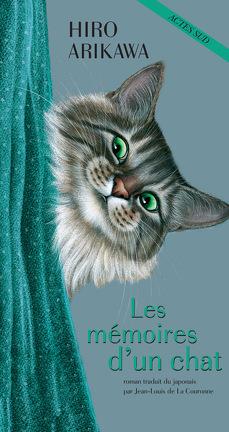Couverture du livre : Les mémoires d'un chat