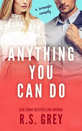 Couverture du livre : Anything You Can Do