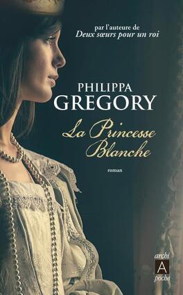 Couverture du livre : La Princesse blanche