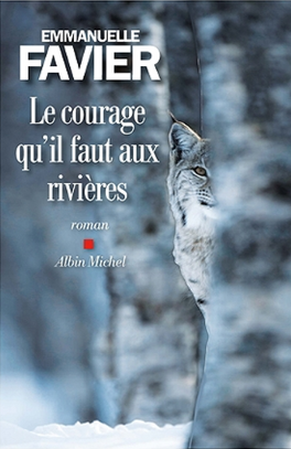Couverture du livre : Le courage qu'il faut aux rivières