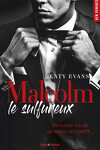 couverture Malcolm, Tome 1 : Malcolm le sulfureux