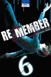 couverture Re/member, tome 6