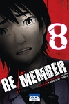 couverture Re/Member, tome 8