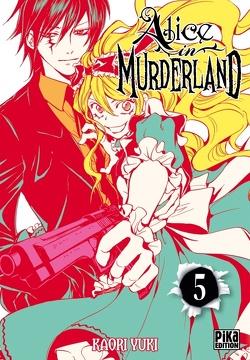 Couverture de Alice in Murderland, tome 5