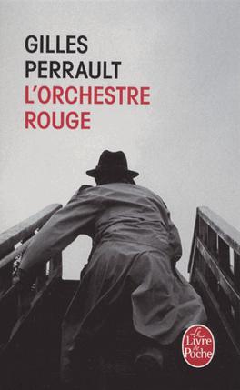 Couverture du livre : L'orchestre rouge
