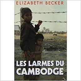 Couverture du livre : les larmes du Cambodge