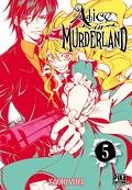 Alice in Murderland, tome 5