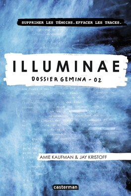 Couverture du livre : Illuminae, Tome 2 : Dossier Gemina