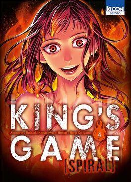 Couverture du livre : King's Game [Spiral] tome 4