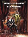 Double assassinat dans la rue Morgue (BD)