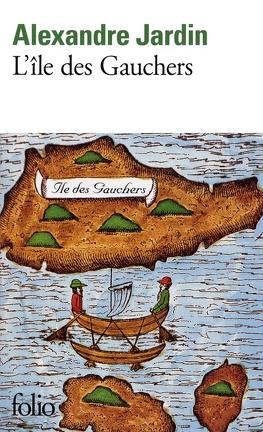 Couverture du livre : L'Île des gauchers