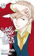 Wolf Girl and Black Prince, Tome 15