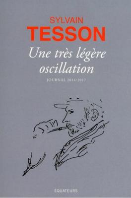 Couverture du livre : Une très légère oscillation