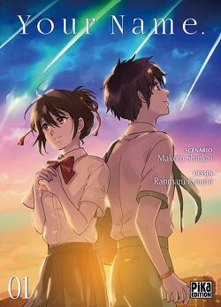 Couverture de Your Name, Tome 1