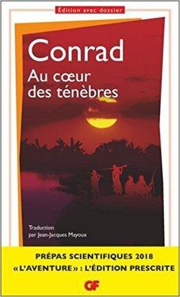 Couverture du livre : Au cœur des ténèbres